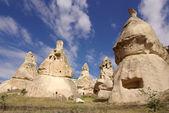 Cappadocia, turkiet — Stockfoto