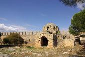 Castle in Alanya, Turkey — Stock Photo