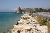 Mamure fortress in Turkey — Stockfoto