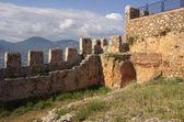 Castle in Alanya, Turkey — Foto de Stock