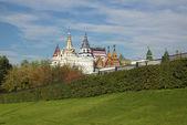 秋の日のロシア、モスクワ イズマイロボ クレムリン — ストック写真