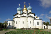 The Annunciation Cathedral of Kazan Kremlin — Stock Photo