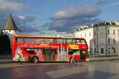 Bus in Kazan — Stock Photo