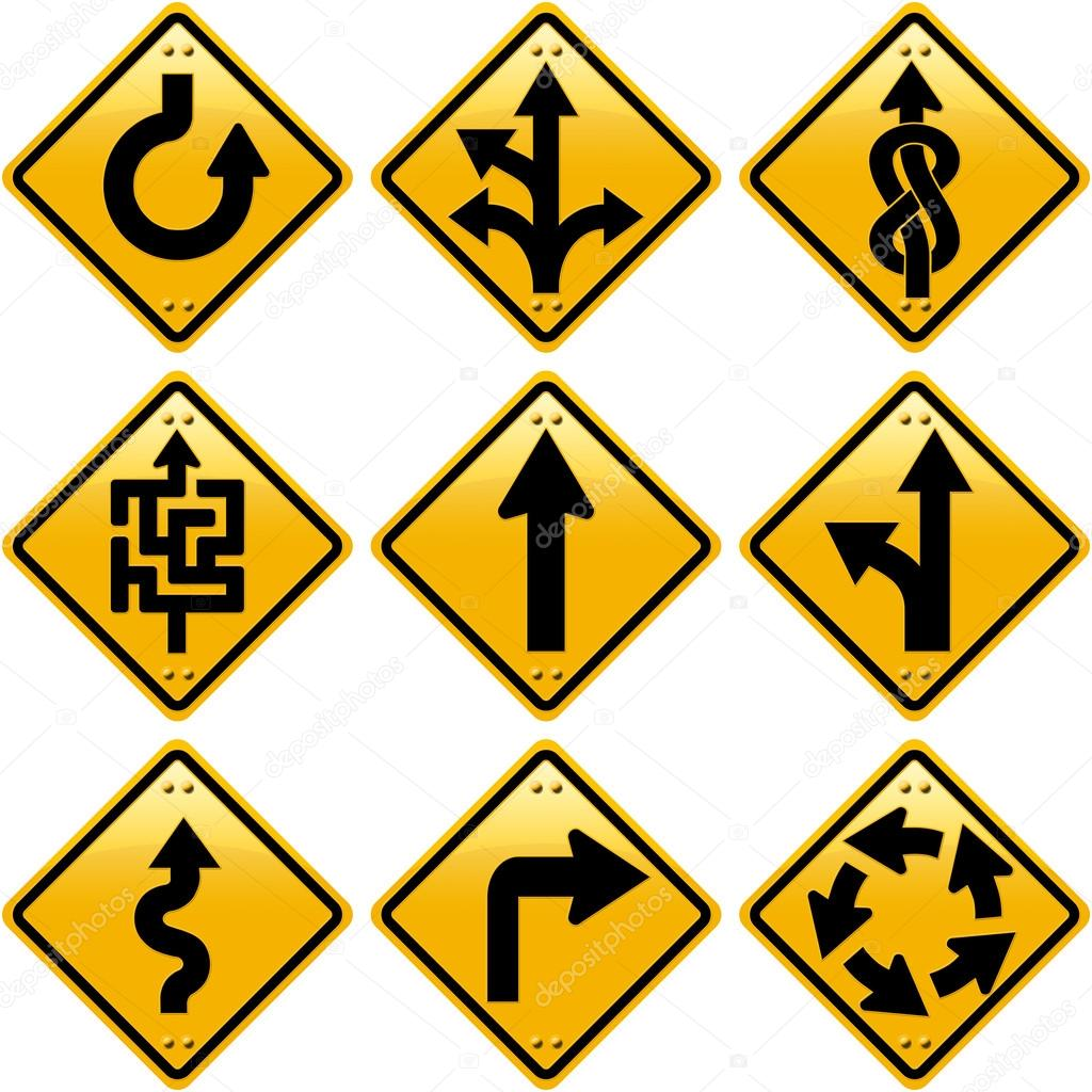 fixed Vertical Road Traffic Signs  Part 1 Fixed Signs