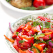 Mixed salad — Stock Photo #13389064