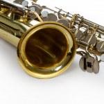 Vintage Saxophone — Stock Photo #16868277
