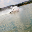 Foto de Stock  : Water skis