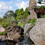 Japanese garden — Stock Photo #13650452