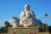 Vinh Trang Pagoda — Stock Photo