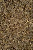 Green tea background — Stock Photo