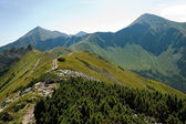 West Tatra Mountains — Stock Photo