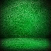 Grüne Textur oder leere Bühne — Stockfoto