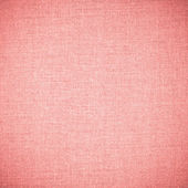 Red abstract linen background — Stock Photo