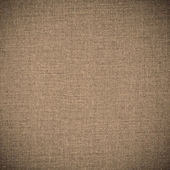 Brown abstract linen background — Stock Photo