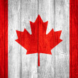 Canada flag — Stock Photo #26986749