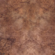 Brown old rust metal plate background — Stock Photo