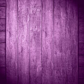 Violet wooden background — Stock Photo