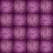 Chequered pattern wooden violet background — Stock Photo