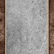 Rough pattern metal sheet background — Stock Photo