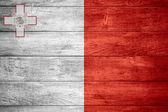 Flag of Malta — Stock Photo