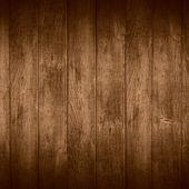 Bruna plankor bakgrund — Stockfoto