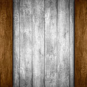 Grey wooden background — Stock Photo