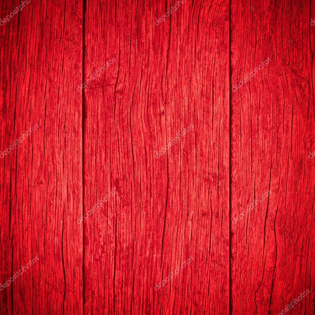 旧木板木背景或红色的木纹纹理– 图库图片