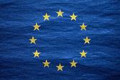 Flag European Union — Stock Photo