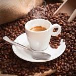 Cafè Espresso — Stock Photo