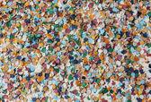Texture confetti — Stock Photo