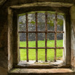 Stock Photo: Ancient Window