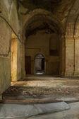 Abandoned Hall — Stock Photo