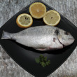 Stock Photo: Bream background