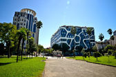 Buildings in Batumi — Stock Photo