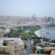 Panorama of the Baku bay — Stock Photo #46895319