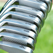 Golf Irons — Stock Photo #47726851