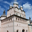 Rostov Kremlin. Golden Ring of Russia. — Stock Photo