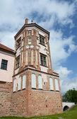 Mirsky castle in Belarus. — Stock Photo