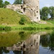 Panorama of Pskov. Russia. - Stock Photo