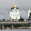 Pskov kremlin. — Stock Photo