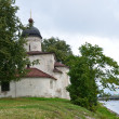 Panorama of Pskov. Russia. — Stock Photo