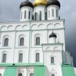 Troitckiy cathedral in Pskov. — Stock Photo #12259990