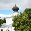 Stock Photo: Panoramof Pskov. Russia.