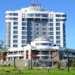 Hotels of Petrozavodsk,Russia. — Stockfoto