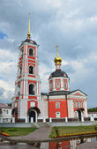 Panorama of Rostov. Golden ring of Russia. — Stock Photo