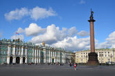 St. Petersburg. Palace square. — Stock Photo