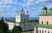 Panorama of Pereslavl Zalesskiy. Golden ring of Russia. — Stock Photo