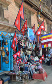 Nepal, Bhaktapur, Souvenirs/Gift Shop. — Stock Photo