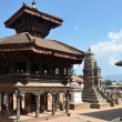Stock Photo: Nepal, Bhaktapur, Durbar square.