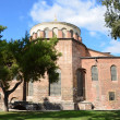 Stock Photo: Istanbul, Topcapy palace. ancient Church of St. Irene.